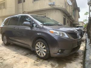 Toyota Sienna 2012 XLE 8 Passenger Gray | Cars for sale in Lagos State, Agege