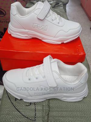 White Children Canvas | Children's Shoes for sale in Lagos State, Ikorodu