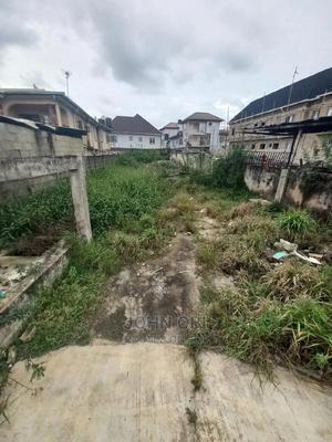 Half Plot of Dry Land at Soluyi, Gbagada   Land & Plots For Sale for sale in Gbagada, Soluyi