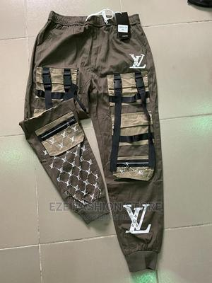 Louis Vuitton Joggers | Clothing for sale in Lagos State, Ikotun/Igando