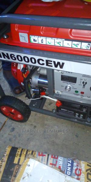 Ipower Generator IN6000CEW | Electrical Equipment for sale in Lagos State, Ojo