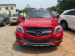 Mercedes-Benz GLK-Class 2011 350 Red | Cars for sale in Abuja (FCT) State, Lugbe District