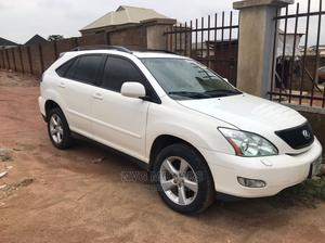 Lexus RX 2008 350 White | Cars for sale in Oyo State, Oluyole