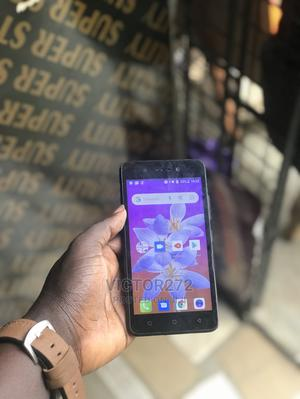 Itel A16 Plus 8 GB Black   Mobile Phones for sale in Lagos State, Abule Egba