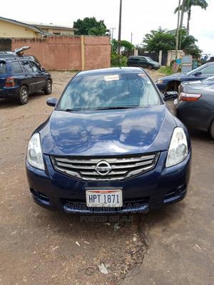 Nissan Altima 2010 2.5 S Sedan Blue | Cars for sale in Lagos State, Ikorodu