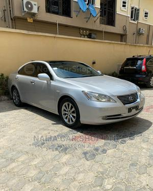Lexus ES 2007 350 Silver | Cars for sale in Lagos State, Ikeja