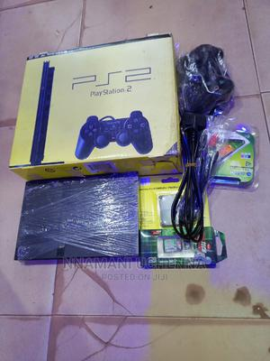 Sony Playstation 2 Slim With 25 New Loaded Games | Video Game Consoles for sale in Enugu State, Enugu