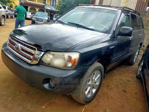 Toyota Highlander 2004 Limited V6 4x4 Black | Cars for sale in Lagos State, Ikeja