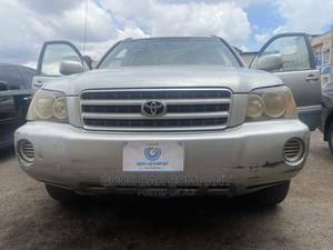 Toyota Highlander 2002 Silver   Cars for sale in Kwara State, Ilorin South