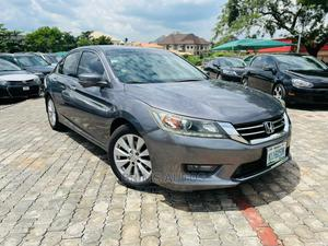 Honda Accord 2014 Gray | Cars for sale in Abuja (FCT) State, Mabushi