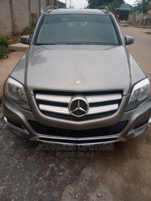 Mercedes-Benz GLK-Class 2013 350 4MATIC Gray | Cars for sale in Lagos State, Abule Egba