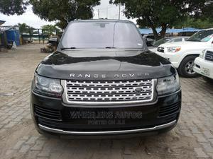 Land Rover Range Rover 2017 Black | Cars for sale in Lagos State, Amuwo-Odofin