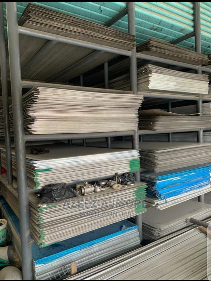 Stainless Sheet