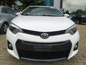Toyota Corolla 2014 White | Cars for sale in Abuja (FCT) State, Central Business District