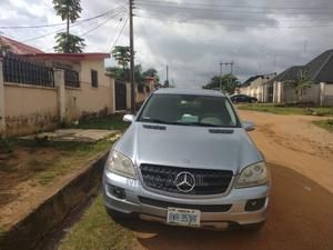 Mercedes-Benz M Class 2006 Blue   Cars for sale in Abuja (FCT) State, Lugbe District