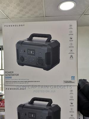 500W Powerology Power Generator 140400mah | Home Appliances for sale in Lagos State, Ikeja