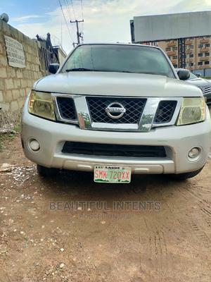 Nissan Frontier 2008 Crew Cab Nismo 4x4 Gray | Cars for sale in Lagos State, Ikeja