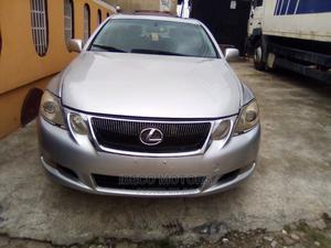 Lexus GS 2008 300 Silver | Cars for sale in Lagos State, Amuwo-Odofin