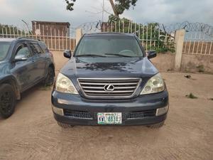 Lexus GX 2008 470 Blue | Cars for sale in Abuja (FCT) State, Garki 1