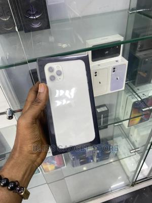 New Apple iPhone 11 Pro Max 256 GB Silver | Mobile Phones for sale in Lagos State, Ikeja