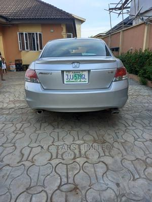 Honda Accord 2010 Coupe EX V-6 Silver | Cars for sale in Edo State, Benin City
