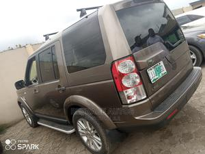 Land Rover Discovery 2013 Gold | Cars for sale in Lagos State, Ikeja
