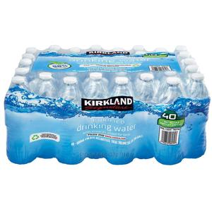 Kirkland Purified Drinking Water by 40pcs | Meals & Drinks for sale in Lagos State, Lekki