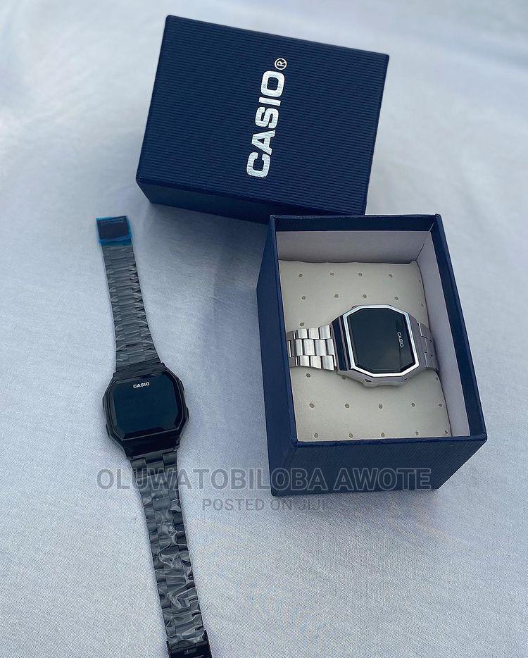 LED Display Casio Watch