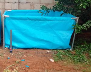 6ft by 6ft by 3ft Pond | Farm Machinery & Equipment for sale in Anambra State, Awka