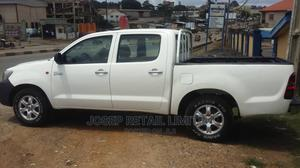 Toyota Hilux 2013 WORKMATE 4x4 White | Cars for sale in Oyo State, Ibadan