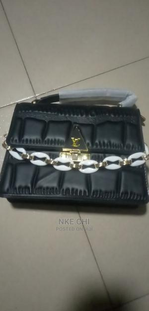Quality Chain Leather Bag   Bags for sale in Lagos State, Abule Egba