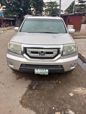 Honda Pilot 2010 Silver | Cars for sale in Lagos State, Surulere
