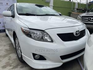 Toyota Corolla 2010 White | Cars for sale in Lagos State, Ogba