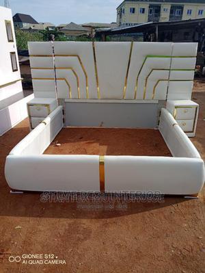6/6 Model Design Bed Frame   Furniture for sale in Lagos State, Ojo