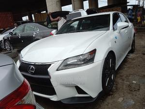 Lexus GS 2013 350 4WD White | Cars for sale in Lagos State, Apapa