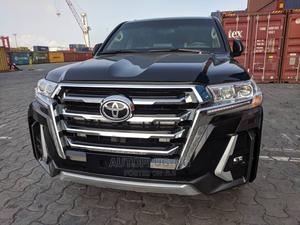 New Toyota Land Cruiser 2018 5.7 V8 VXR Black | Cars for sale in Lagos State, Lekki