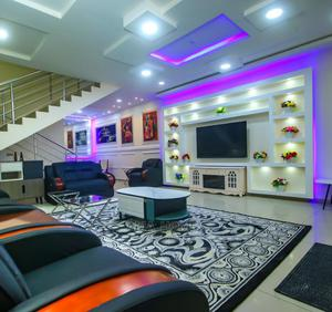 Furnished 4bdrm Duplex in Victoria Island Extension for Rent | Short Let for sale in Lagos State, Victoria Island