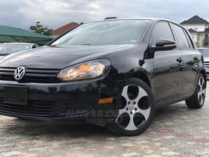Volkswagen Golf 2014 Black   Cars for sale in Abuja (FCT) State, Jabi