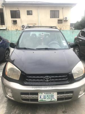 Toyota RAV4 2002 Automatic Black | Cars for sale in Lagos State, Alimosho