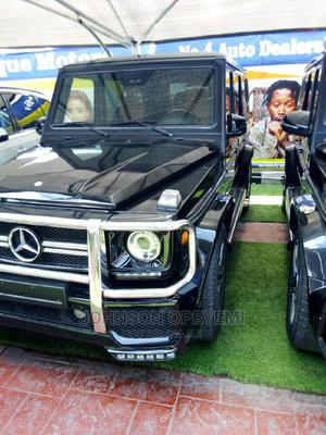 Mercedes-Benz G-Class 2007 Base G 500 AWD Black | Cars for sale in Lagos State, Lekki