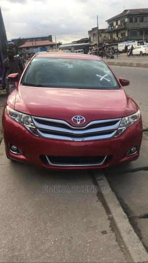 Toyota Venza 2014 Red | Cars for sale in Bayelsa State, Yenagoa
