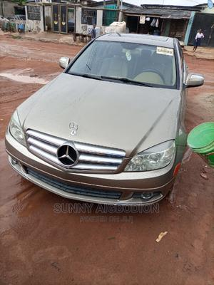 Mercedes-Benz C300 2008 Gold   Cars for sale in Lagos State, Abule Egba