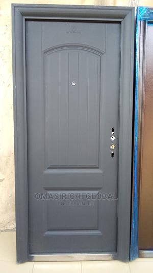 Watson Steel Doors | Doors for sale in Lagos State, Orile