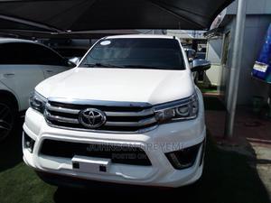 Toyota Hilux 2010 2.7 VVT-i 4X4 SRX White | Cars for sale in Lagos State, Lekki