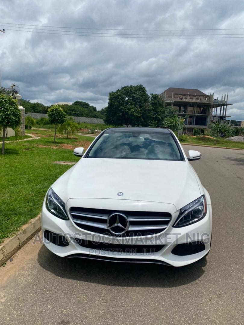 Mercedes-Benz C400 2018 White | Cars for sale in Central Business District, Abuja (FCT) State, Nigeria