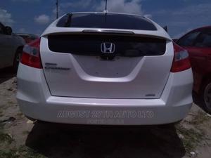 Honda Accord Crosstour 2010 EX-L White | Cars for sale in Lagos State, Amuwo-Odofin