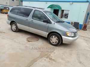 Toyota Sienna 1999 Blue   Cars for sale in Lagos State, Ifako-Ijaiye