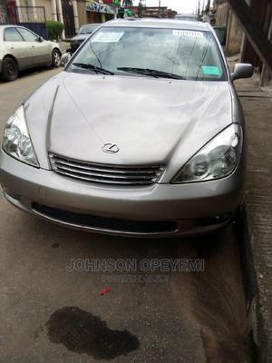 Lexus ES 2004 330 Sedan Gray | Cars for sale in Lagos State, Abule Egba