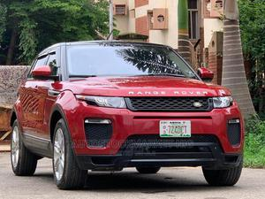 Land Rover Range Rover Evoque 2014 Red | Cars for sale in Abuja (FCT) State, Central Business District