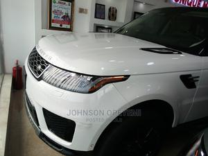 Land Rover Range Rover Sport 2019 HSE Dynamic White | Cars for sale in Lagos State, Lekki